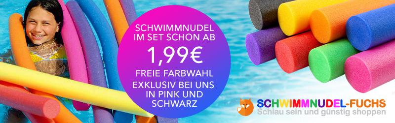 Schwimmnudel-Fuchs